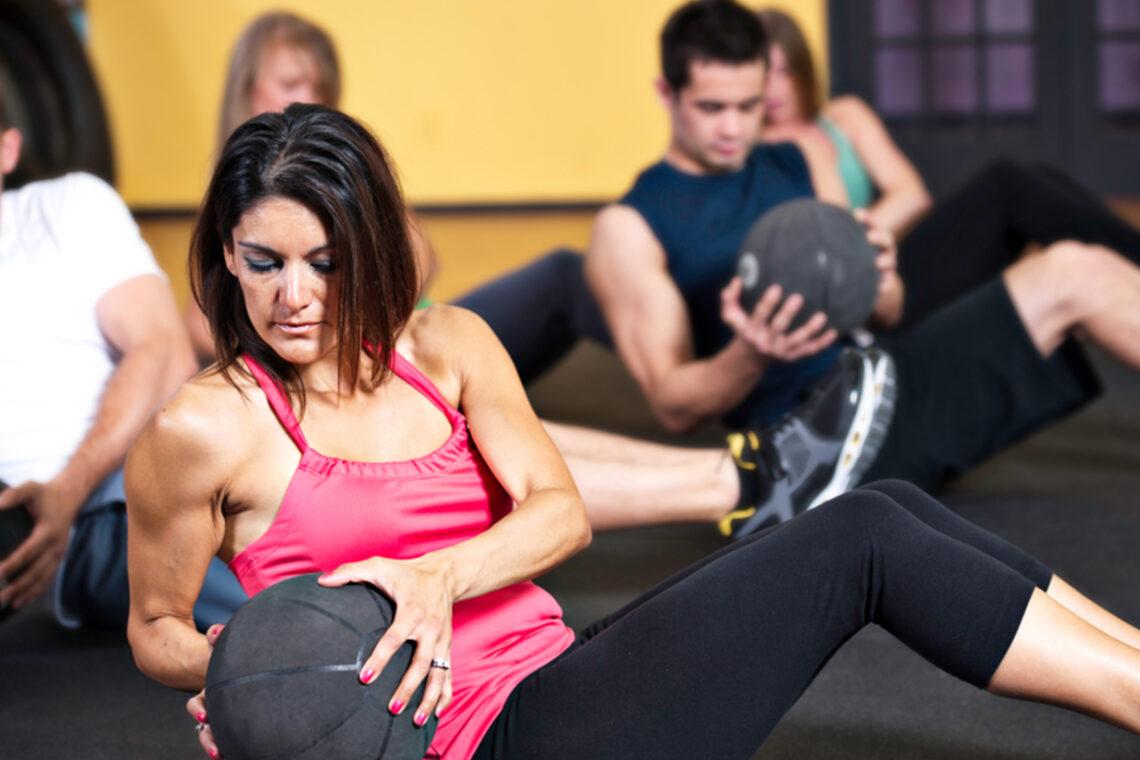 Sportaktiv City Fitness High Intensity Training (HIIT)