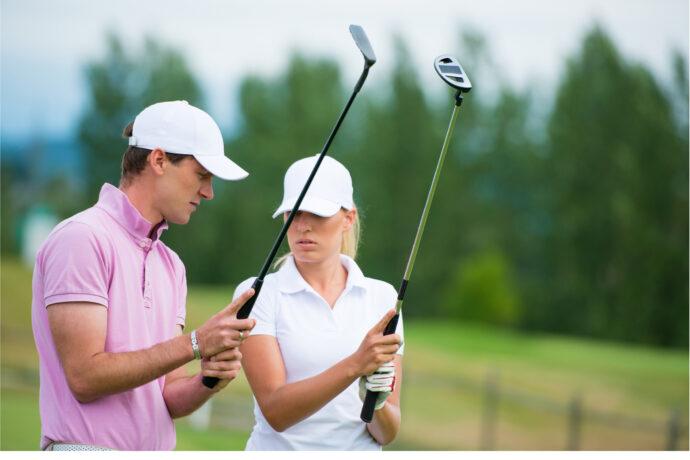 Golf Schnupperkurse