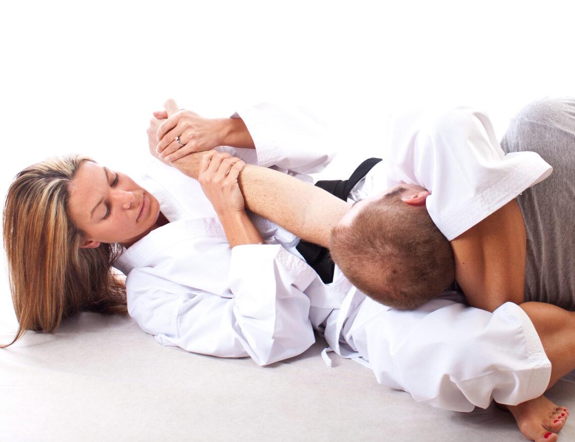 Sportaktiv City Fitness Ju Jitsu