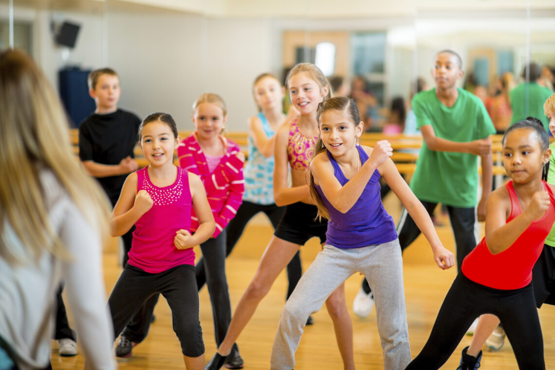 Sportaktiv City Fitness Kids aktiv