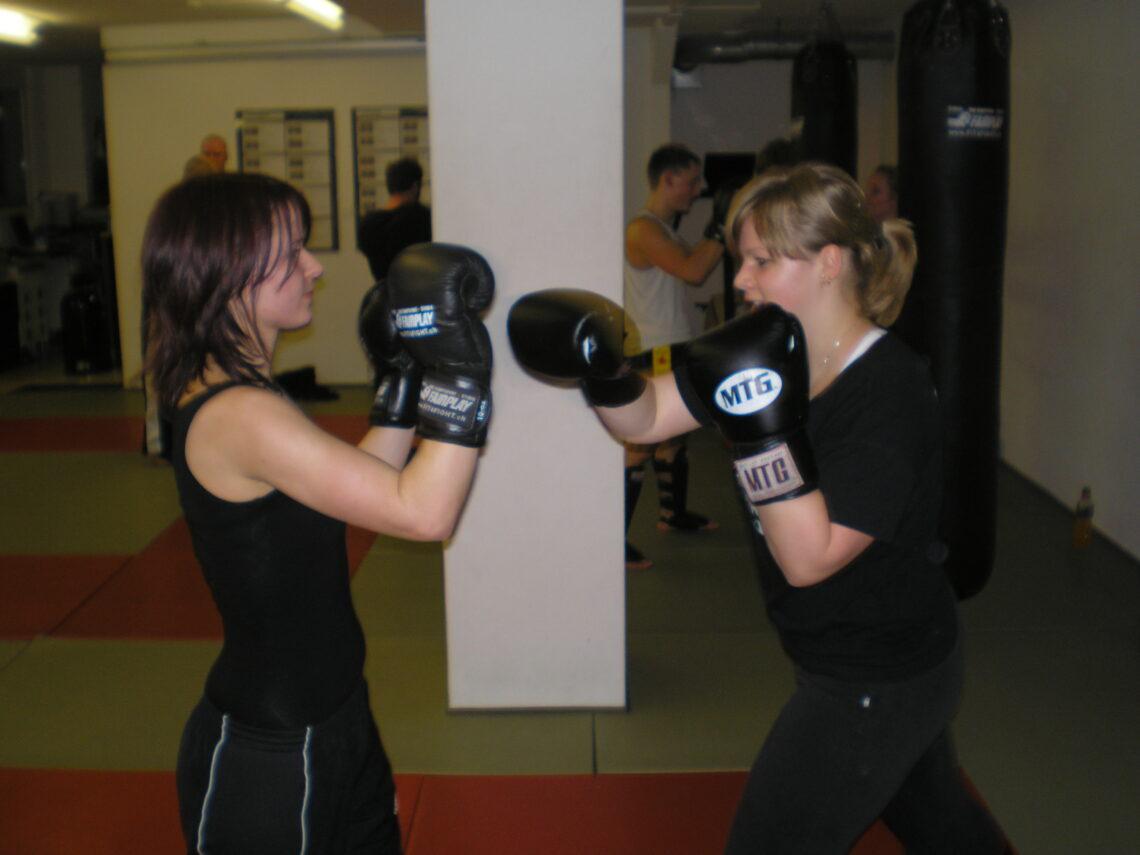 Sportaktiv City Fitness Fitnessboxen
