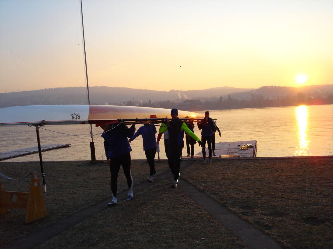 Sportaktiv City Fitness Rudern
