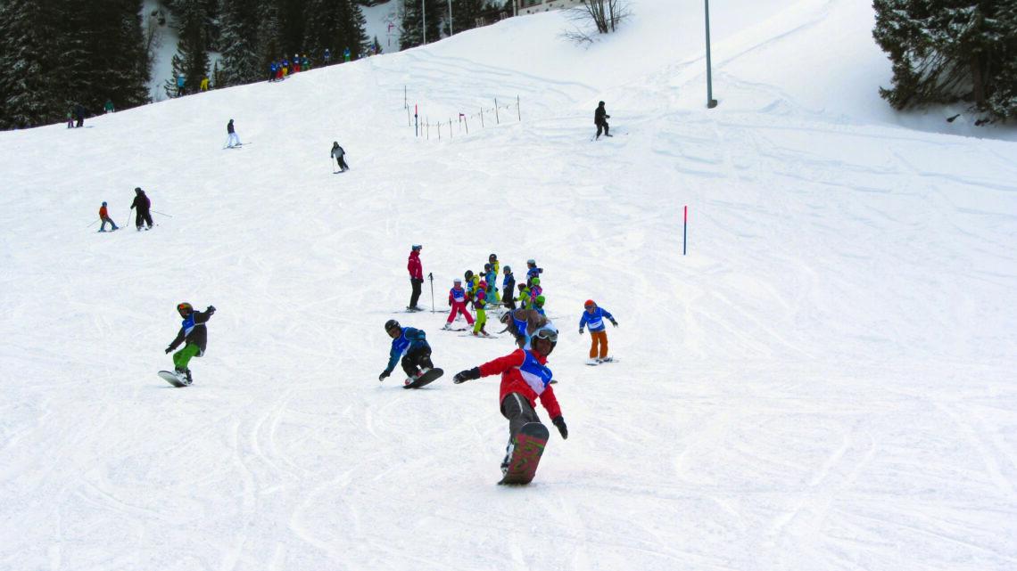 Sportaktiv City Fitness Snowboard