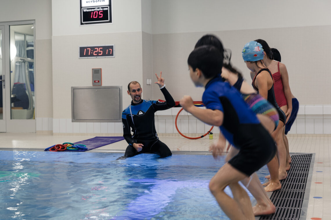 Sportaktiv City Fitness Schwimmen Kinder