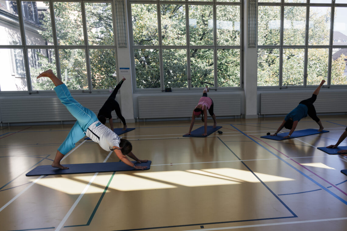 Sportaktiv City Fitness Move, Stretch and Relax
