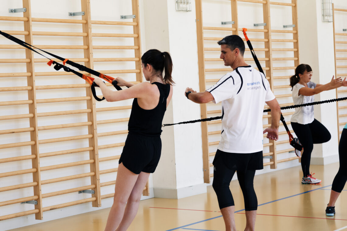 Sportaktiv City Fitness Sling Training