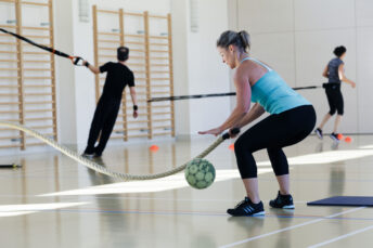 City Fitness: Indoor Bootcamp