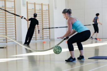City Fitness: Indoor Bootcamp