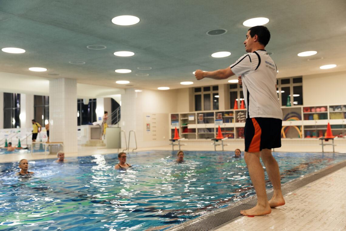 Sportaktiv City Fitness AquaFitness