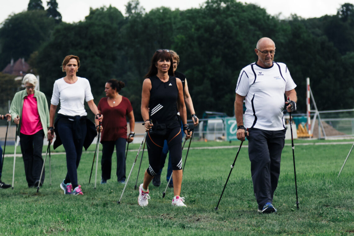 Sportaktiv City Fitness Nordic Walking