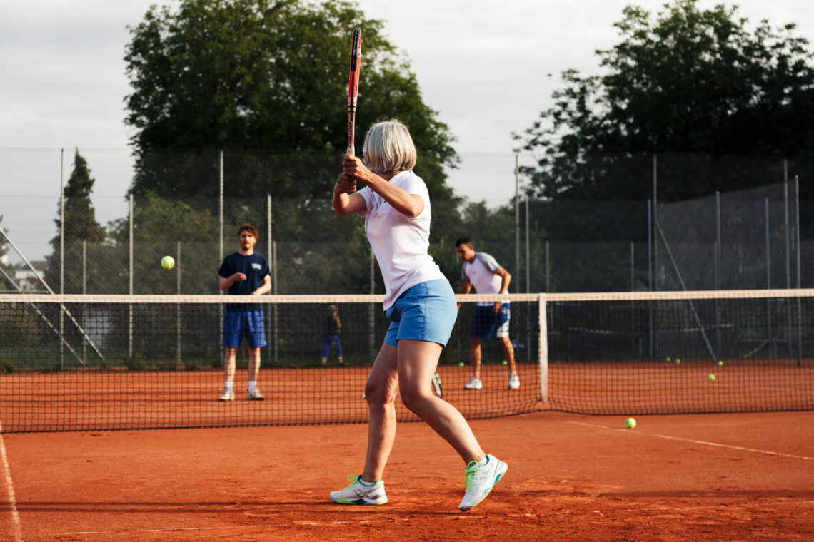 Sportaktiv City Fitness Tennis