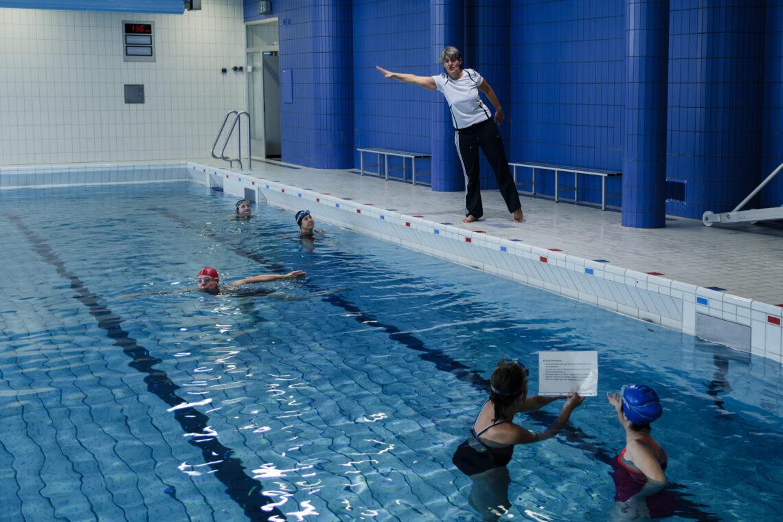 Sportaktiv City Fitness Schwimmen Erwachsene