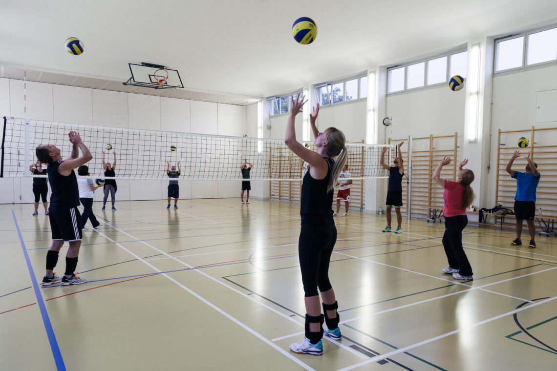 Sportaktiv City Fitness Volleyball