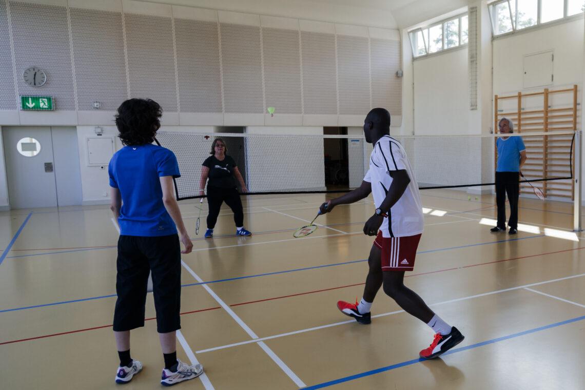 Sportaktiv City Fitness Badminton
