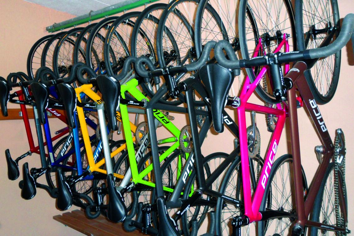 Sportaktiv City Fitness Bahnradsport