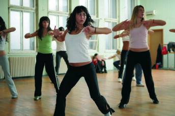 Fitness im Geisi: Dance Fitness