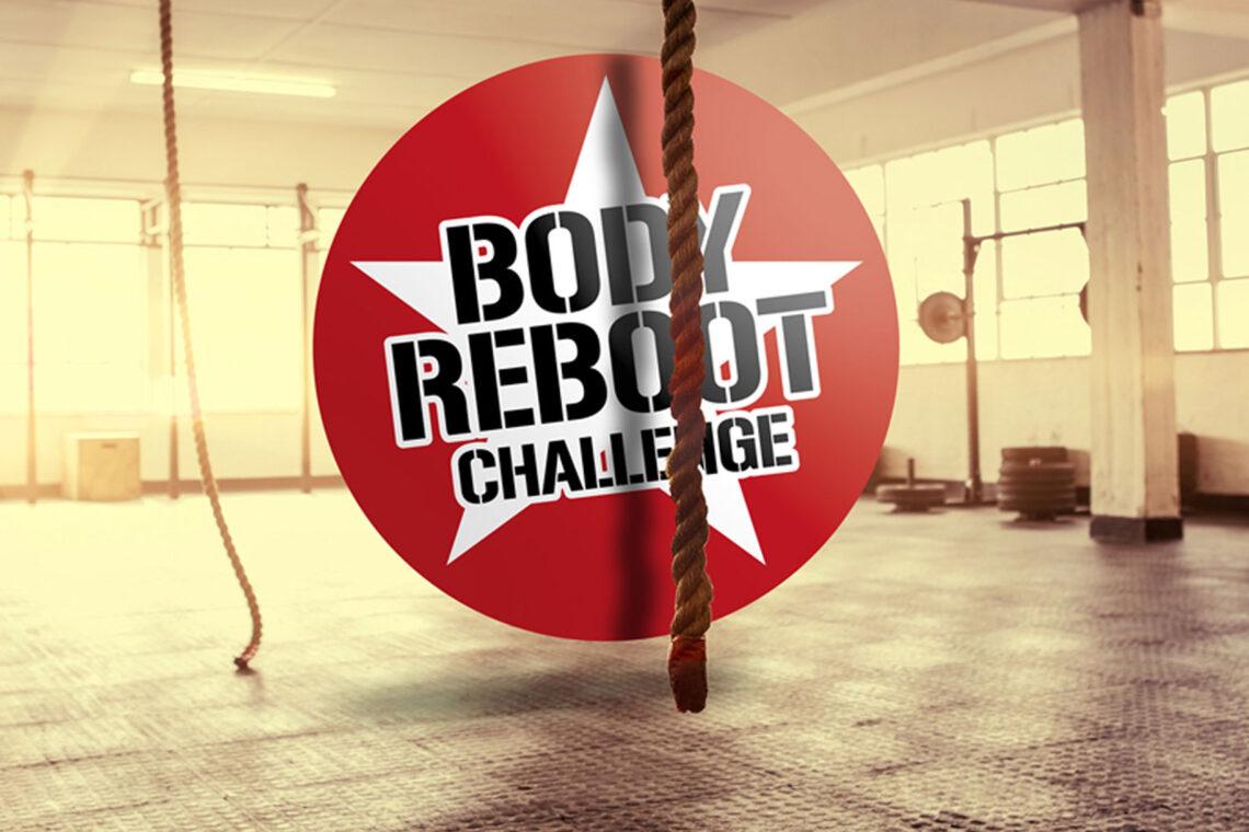 Sportaktiv City Fitness Bodyreboot Challenge