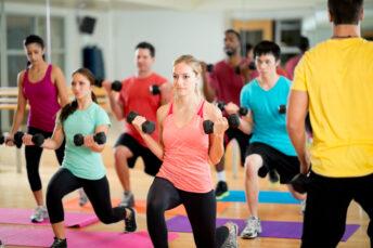 Fitness im Geisi: Bauch, Beine, Po