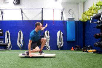 City Fitness: Surf-Fitness