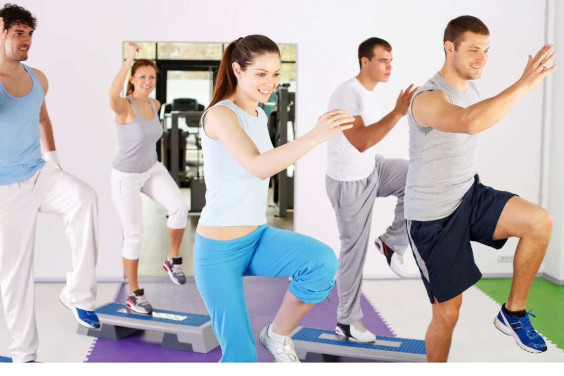 Sportaktiv Fitness im Geisi Kondi über Mittag