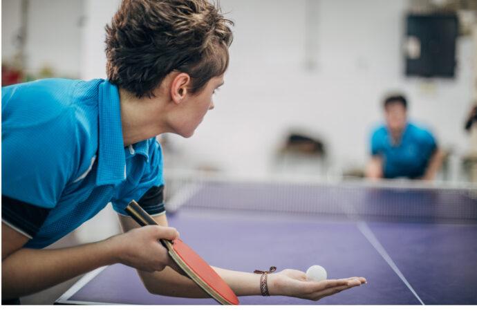 Tischtennis Fortgeschritten